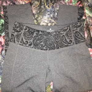 Athleta Capri Leggings nwot